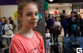 Время ВЕСНЫ торгово развлекательный комплекс Север Оренбург