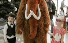 Новогодний карнавал! Часть 3 в торгово-развлекательном комплексе Север в Оренбурге
