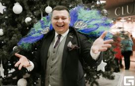 Новогодний карнавал 2017! Часть 2 в торгово-развлекательном комплексе Север в Оренбурге