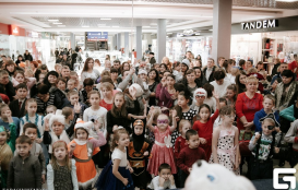 Фото Новогодний карнавал 2017! Часть 1 в торгово-развлекательном комплексе Территория Севера в Оренбурге