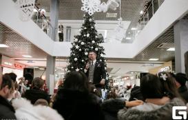 Фото Новогодний карнавал 2017! Часть 1 в торгово-развлекательном комплексе Север в Оренбурге