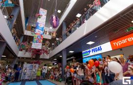 Чемпионат ползунков 2019 торгово развлекательный комплекс Территория Севера в Оренбурге