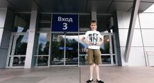 Парад колясок 2018(часть 1) торгово развлекательный комплекс Север Оренбург