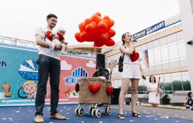 Парад колясок 2018(часть 2) торгово развлекательный комплекс Север Оренбург