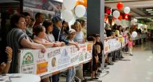 Парад колясок 2017(часть 1) торгово развлекательный комплекс Север Оренбург