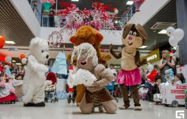 Парад колясок 2017(часть 2) торгово развлекательный комплекс Север Оренбург