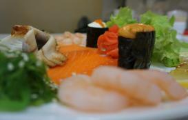 Ресторан японской кухни ПРОсуши в Оренбурге ТРЦ Север