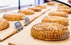 Пекарня-пироговая «Пироги» в Оренбурге ТРЦ Территория Севера
