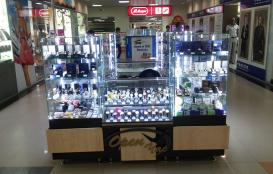 Магазин наручных часов «ОренЧас» в ТРЦ Территория Севера в Оренбурге