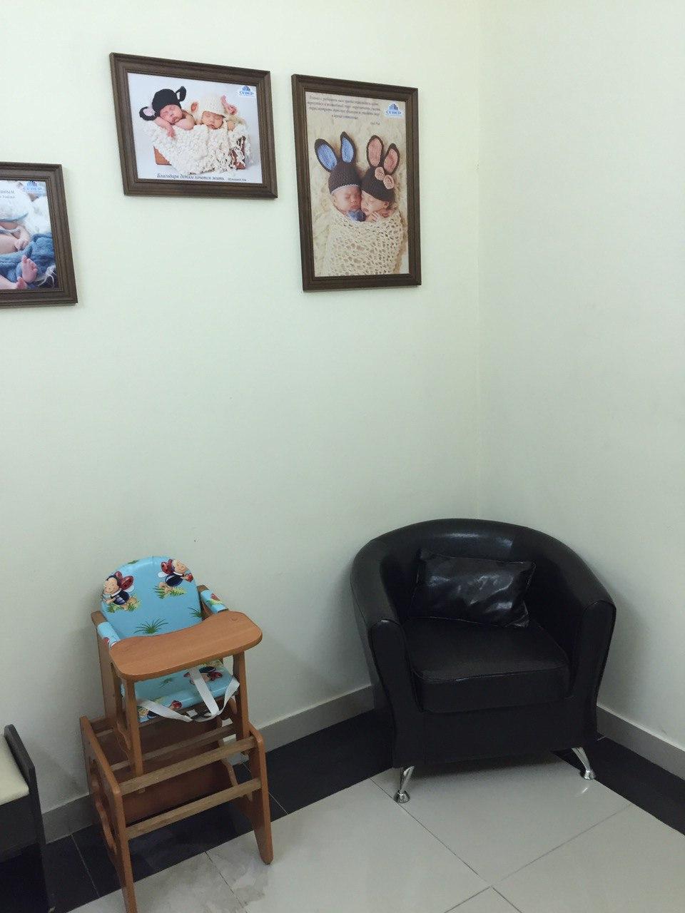 Фото комнаты матери и ребенка